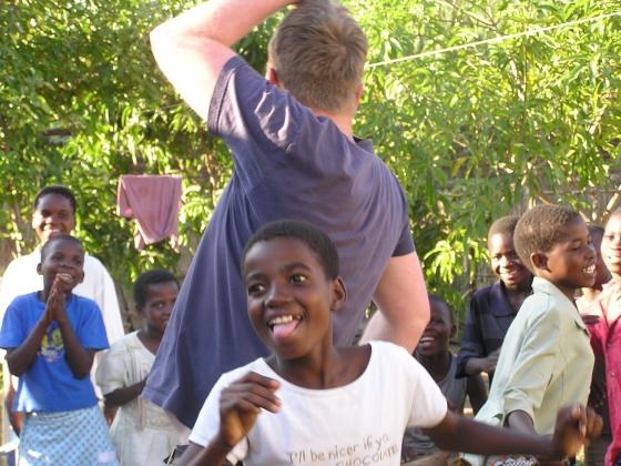 Malawi Dancing